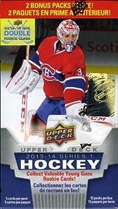 2013/14 Upper Deck NHL Hockey Series 1 Factory Sealed 12 Pack Retail Box