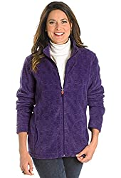 Woolrich Women's Andes Printed Fleece Jacket