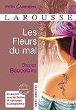 Image of Les Fleurs du mal [ Petites Classiques Larousse ] (French Edition)