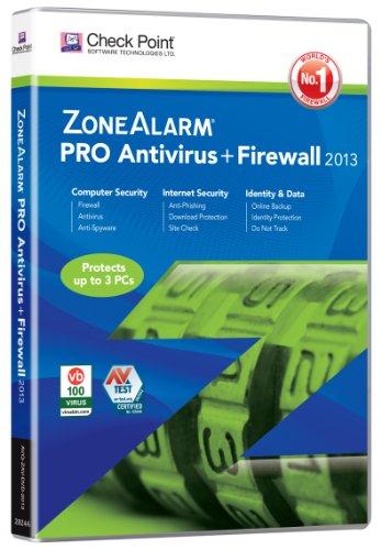 ZoneAlarm PRO Antivirus+ Firewall  2013 (PC)