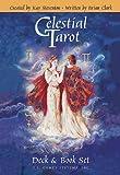 img - for Celestial Tarot Deck & Book Set book / textbook / text book