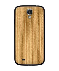 dbrand Bamboo Wood Back Mobile Skin for Samsung Galaxy S4