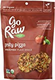 Go Raw Zesty Pizza Sprouted Flax Snax, 3 oz, 6 Count