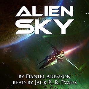 Alien Sky Audiobook