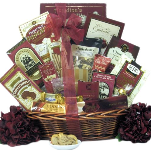 Great Arrivals Chocolate Gift Basket, Chocolate