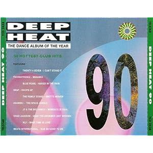 Deep Heat 90 -Dance Album of the Year