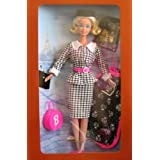 Barbie International Travel Doll Special Edition 2nd In Series Paris (1995)