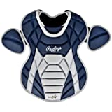 Rawlings Youth Catchers Chest Protector, Matte Navy by Rawlings