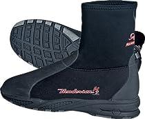 Henderson H2 7mm No Zip Boot (Black, 12)