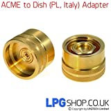 Tankadapter ACME - DISH ( Autogas LPG )
