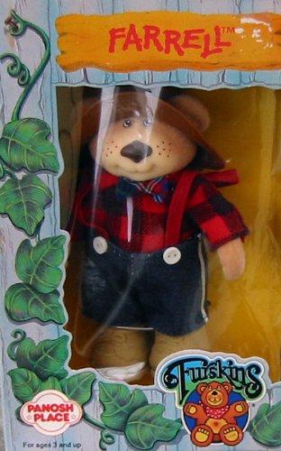 """Furskins 5.5"""" Farrell Figure Doll - 1"""