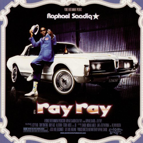 Raphael Saadiq-As Ray Ray-CD-FLAC-2004-Mrflac Download
