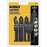 DEWALT DWA4215 Oscillating 3-Piece Set