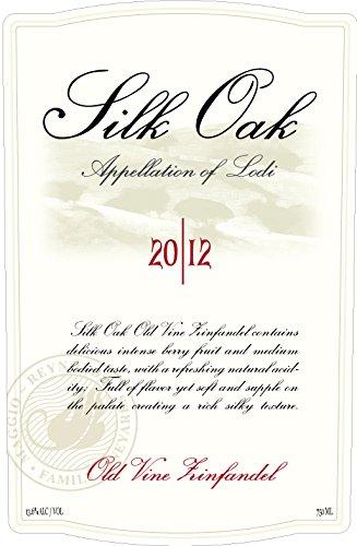 2012 Silk Oak Zinfandel Lodi 750 Ml