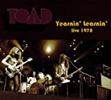 echange, troc Toad - Yearnin' Learnin': Live 1978