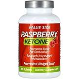 Raspberry Ketone 180 Tablets