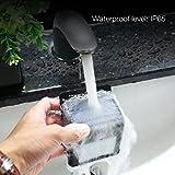 2er-Pack-Outdoor-Solar-Licht-Panpany-Sicherheitslicht-Bewegungssensor-Solar-Gartenlichter-mit-drei-intelligenten-Modi-Wasserdichte-Solar-Auenbeleuchtung