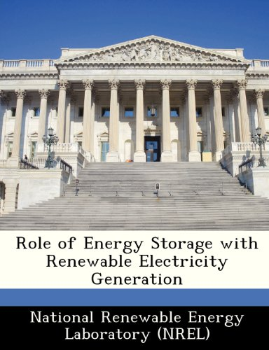 Role of Energy Storage with Renewable Electricity Generation