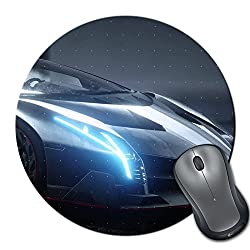 Zanky Need for speed rivals-ZYRMPD03693 Multicolor Printed MousePad