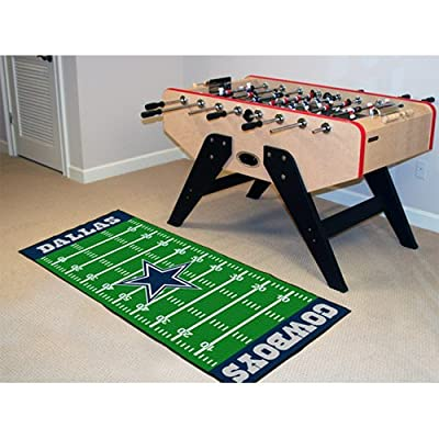 Fanmats Dallas Cowboys Team Runner