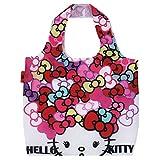 【 DEARISIMO ディアリッシモ 】 HELLO KITTY × DEARISIMO キティ エコバッグ ポーチ セット (6011)