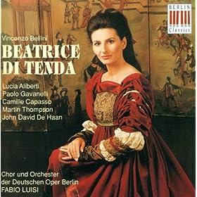 Beatrice di Tenda: Act II Scene 1 : Ascoltate (Choir)