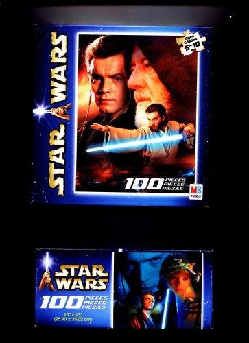 Star Wars 100 Piece Puzzle Obi Wan Kenobi - 1