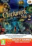SELECT GAMES: The Clockwork Man 2 - The Hidden World (PC DVD)