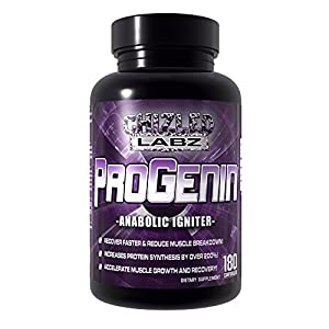 Powerful Muscle Building Supplement, PROGENIN