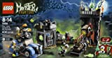 LEGO Monster Fighters The Crazy Scientist and His Monster (9466)