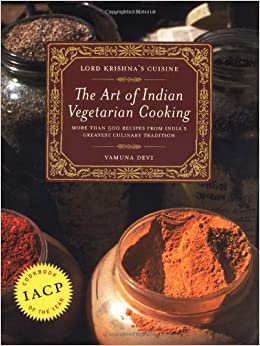 Buy lord krishna 39 s cuisine the art of indian vegetarian for Art and cuisine cookware reviews