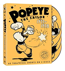 Popeye the Sailor Vol. 1