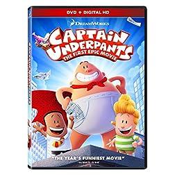 Captain Underpants: First Epic