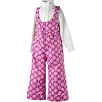 Obermeyer Snoverall Ski Bib Toddler Girls