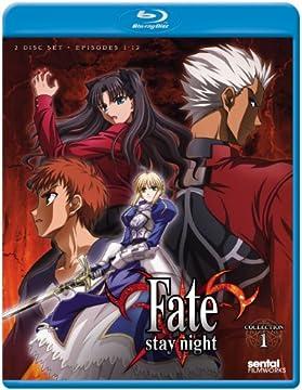 Fate/stay night コンプリート1 ブルーレイBOX (1-12話, 300分) フェイト/ステイナイト アニメ [Blu-ray] [Import]