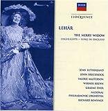echange, troc  - Merry widow (highlights sung in english)