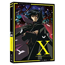 X: Complete Series (Classic)
