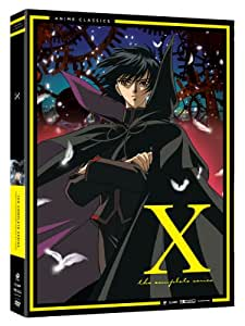 X - The Complete Series (Anime Classics)