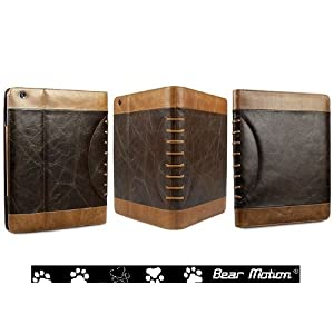 Top Grain Buffalo Leather Case for iPad 3 & 2
