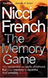 The Memory Game (0140271295) by French, Nicci