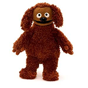 Disney Muppets Most Wanted 42cm Rowlf Soft Plush Toy