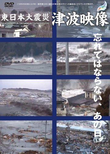 東日本大震災 津波映像 [DVD]