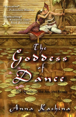 Image of The Goddess of Dance (Spirits of the Ancient Sands)