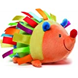 Gund Baby Color Fun Silly Sounds Toy, Hedgehog