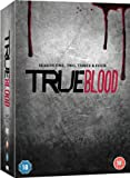 True Blood - Season 1-4 Complete (HBO) [DVD] [2012]