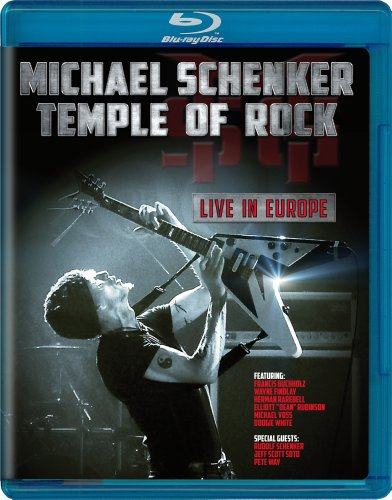 Schenker, Michael - Temple Of Rock: Live In Europe [Blu-ray]