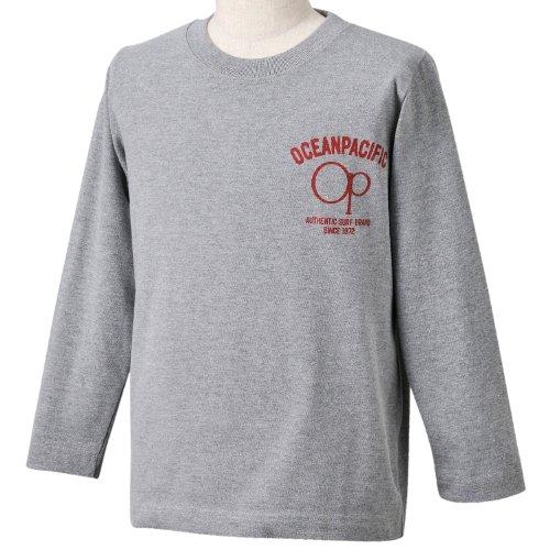 (オーシャンパシフィック)OCEAN PACIFIC ロングTシャツ 天竺 580079