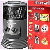 Honeywell 360 degree Surround Fan Forced, HZ-0360