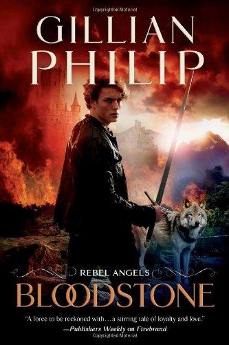Image of Bloodstone (Rebel Angel Series)