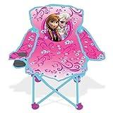 Disney Frozen Elsa & Anna Children's Folding Camp, Beach Chair
